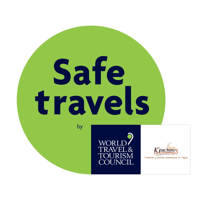 Safe Travels Kpuchinos